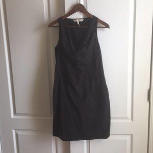 Black casual Rebecca Moses dress